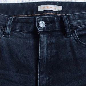 Tory Burch skinny jeans !